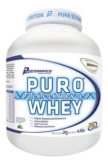 Puro Whey 2kg - Performance Nutrition