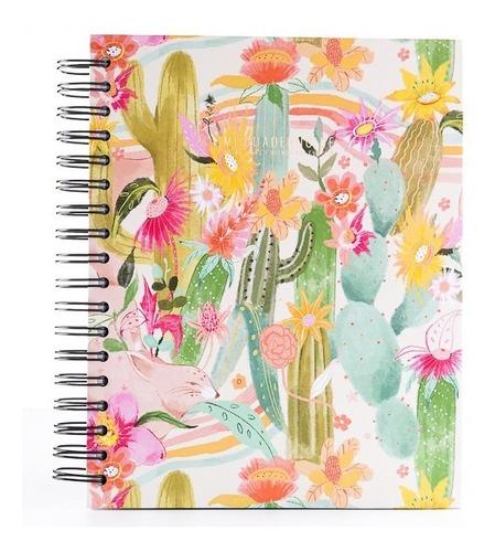 Cuaderno 5 Materias Grande Papelí - Rayado Y Cuadriculado