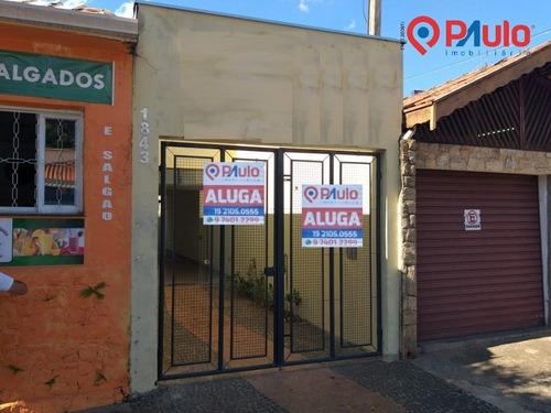 Salao Comercial - Centro - Ref: 16927 - L-16927