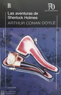 Aventuras De Sherlock Holmes - Conan Doyle