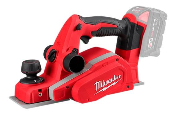 Plaina M18 18v 3.1/4 Pol. (sem Bateria E Carregador) Milwaukee - 262320