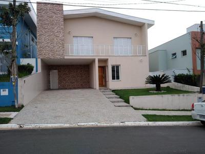 Casa Em Condomínio Residencial Canterville, Valinhos/sp De 230m² 4 Quartos À Venda Por R$ 900.000,00 - Ca252146