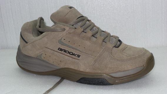 Zapatillas Brooks Gamuza Us12- Arg45.5 Impec All Shoes !!!