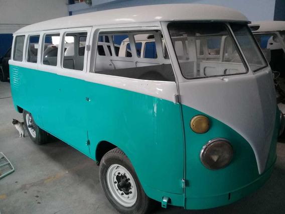 Volkswagen Kombi Antiga T1 Restauração