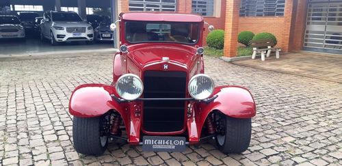 Hupmobile V8