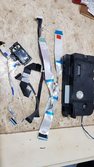 Cj. Flat Cable, Flat Lvds, Wi-fi Tv Lg 55sk8500psa