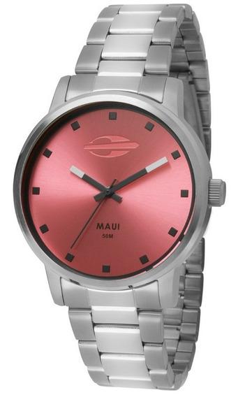 Promoção Relógio Mormaii Original Feminino Mo2035ft/3t