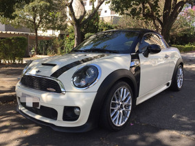 Mini Cooper S Coupé 1.6 S Aut. 2p 2012 Kit Jcw
