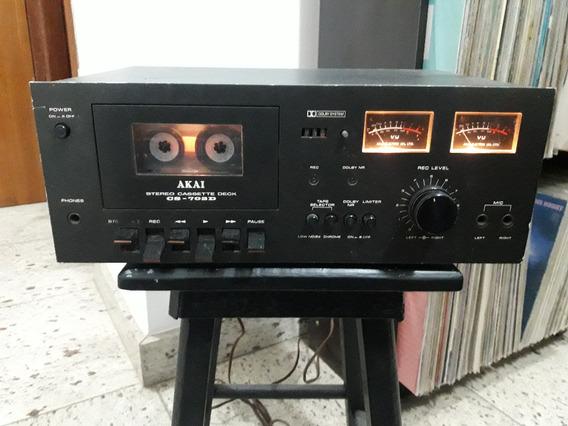 Tape Deck Akai Cs702d Receiver Marantz Cce Sansui Gradiente