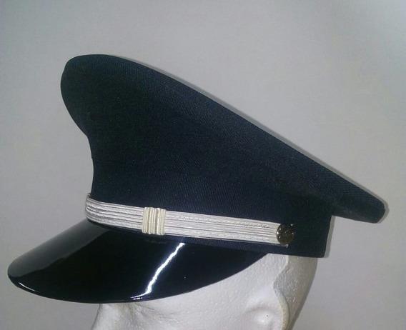 6 Kepis Azul Media Noche Tipo Policía Federal