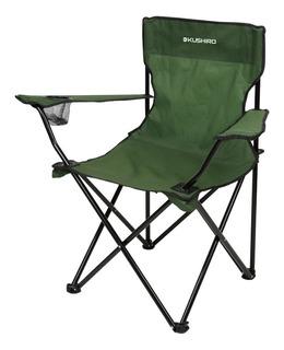 Silla Plegable Para Camping Playa Verde Kushiro - Pintolindo