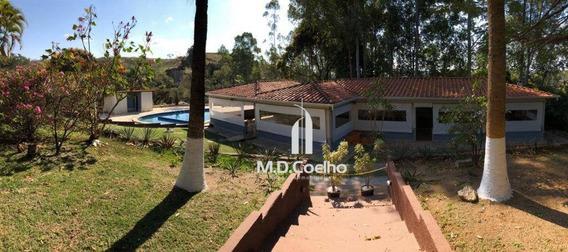 Chácara Com 4 Dormitórios Para Alugar, 36300 M² Por R$ 15.000/mês - Brigadeiro Tobias - Sorocaba/sp - Ch0031