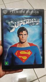 Superman (1978) - Dvd Duplo Lacrado