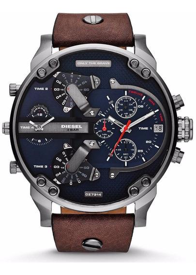 Relógio Diesel Dz7314 - Original Com Certificado