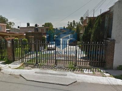 Casa En Zacatenco Tlahuac A La Venta