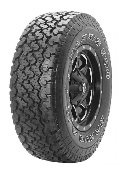 Pneu 215/70 R16 100/97q 8pr All Terrain At 980 Bravo Maxxis