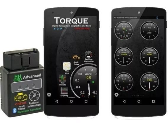 Scanner Automotivo Computador De Bordo Obd2 Bluetooth Androi