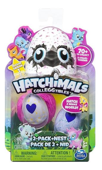 Hatchimals - Blister Surpresa Com 2 Hatchimals - Multikids