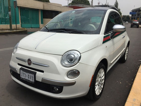 Fiat 500 1.4l 3p Gucci Aut 2013