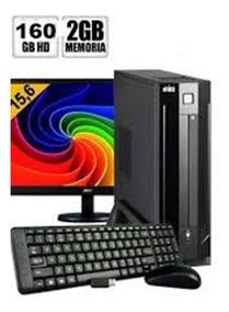 Kit Cpu + Monitor 17