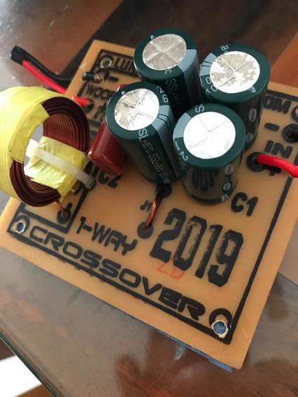 Crossover Divisor Frequencia Hpf 200hz , Woofer, Medio Grave