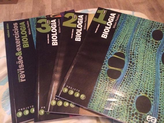 Livro Biologia Editora Ática