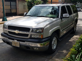 Chevrolet Suburban F Piel Aa Dvd Qc 3/4 At 2005