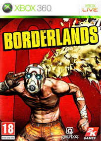 Borderlands 1 Xbox 360 - Midia Digital