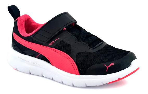 Zapatillas Puma Flex Essential V Ps 119134205 Niños