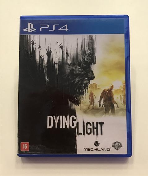 Dying Light - Ps4 Mídia Física