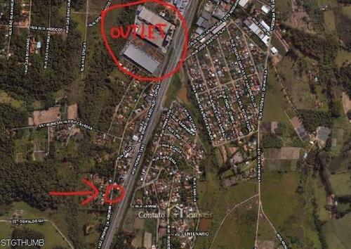 Imagem 1 de 3 de Te-0195 Terreno Jardim Terceiro Centenário Atibaia - Te0195-1
