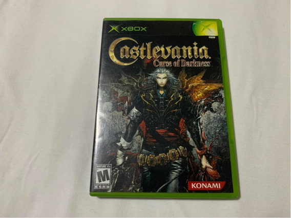 Castlevania Curse Of Darkness Xbox Original Completo #1