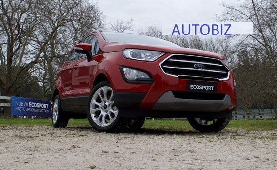 Ford Ecosport Titanium 1.5 Entrega Inmediata