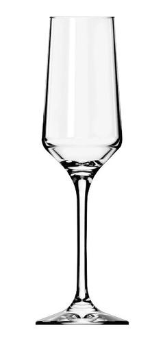 Imagen 1 de 3 de Copa Vidrio Brunello 220 Ml Champagne Nadir