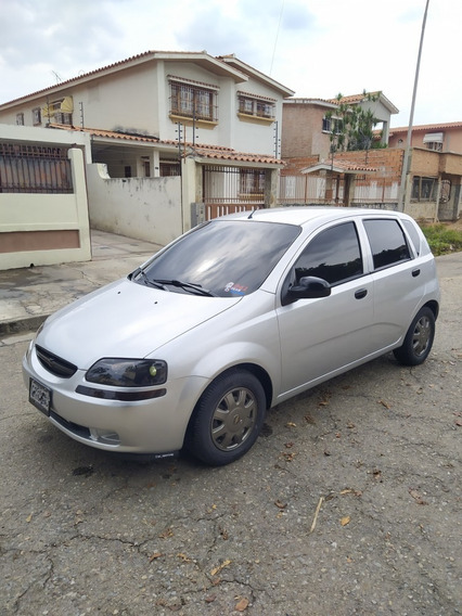 Chevrolet Aveo Sincronico 2005 Impecable Cero Detalles