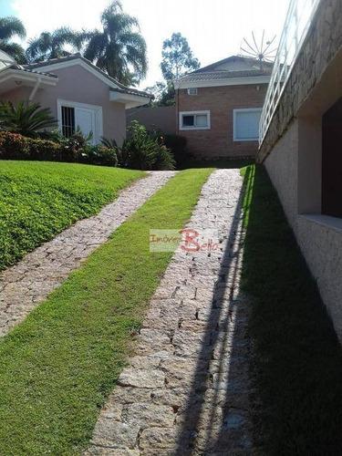 Imagem 1 de 9 de Chácara Residencial À Venda, Jardim Leonor, Itatiba. - Ch0188