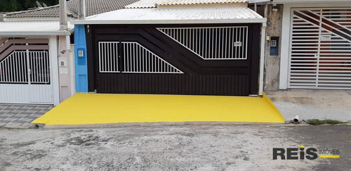 Casa Com 2 Dormitórios À Venda, 100 M² Por R$ 320.000,00 - Jardim Residencial Villa Amato - Sorocaba/sp - Ca1601