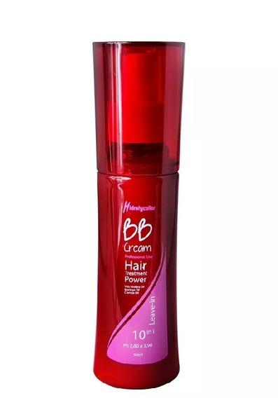 Bb Cream Hair Tratamento Power Hidratycollor Maribel 250ml
