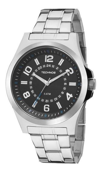 Relógio Technos Masculino 2035mfc/1a Frete Grátis!