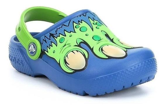 Crocs Fun Lab Creature Clog - Blue Jean