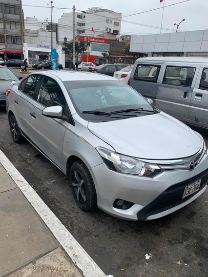 Toyota Yaris Envidia