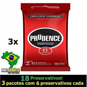 Camisinha Preservativo Tradicional Clássico - Kit 3 Pacotes