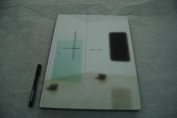 Livro Salas E Abismos Waltercio Caldas Cosac Naify Assinado