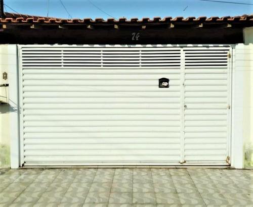 Imagem 1 de 10 de Casa Para Venda Em Suzano, Jardim Miriam, 3 Dormitórios, 2 Banheiros - Ca072_1-1984850