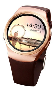 Relógio Bluetooth Smartwatch Lemfo Kw18 Novo Pronta Entrega