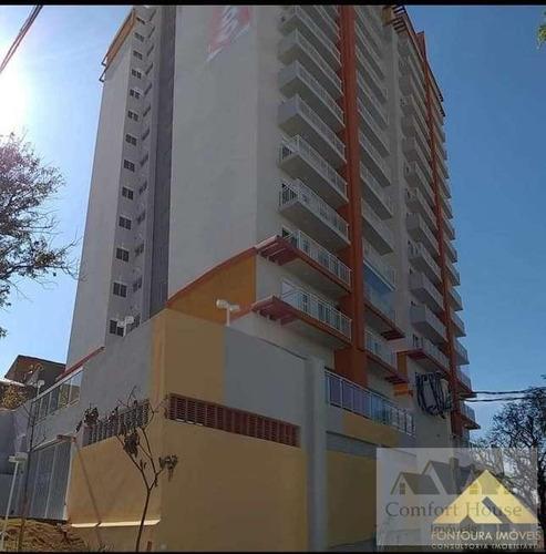Imagem 1 de 9 de Apartamento Para Venda Em São Bernardo Do Campo, Centro, 2 Dormitórios, 1 Banheiro, 1 Vaga - Ap0220_co_1-1479215