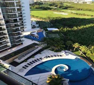 Venta De Lujoso Departamento Amueblado En Residencial Be Towers, Cancún
