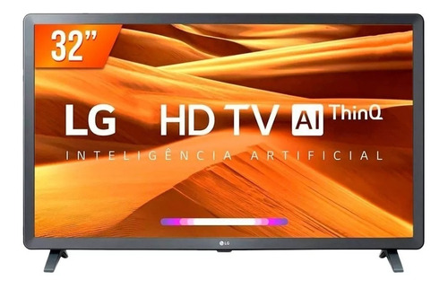 Smart Tv Led Pro 32'' Hd LG 32lm 621 3 Hdmi 2 Usb Wi-fi