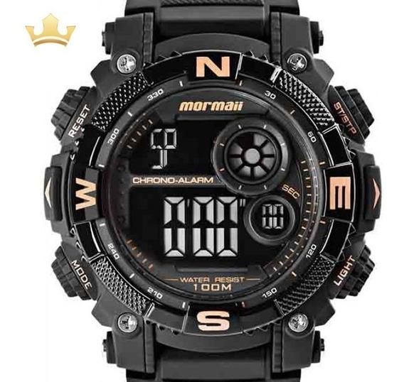 Relogio Mormaii Mo12579b/8y Mo12579d/8j Crono Timer Alarme