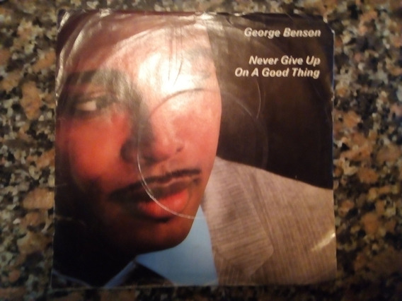 George Benson Never Give Up A Good Thing Simple Vinilo Funk